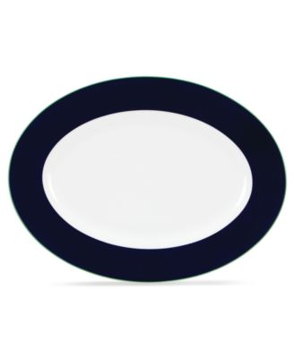 kate spade new york Dinnerware, Hopscotch Drive Navy Platter