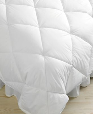 CLOSEOUT! Martha Stewart Collection Allergy Wise Down Alternative King Comforter