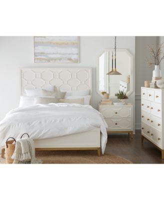 Rachael Ray Chelsea Bedroom Furniture 3-Pc. Set (Queen Bed, Nightstand & Dresser)