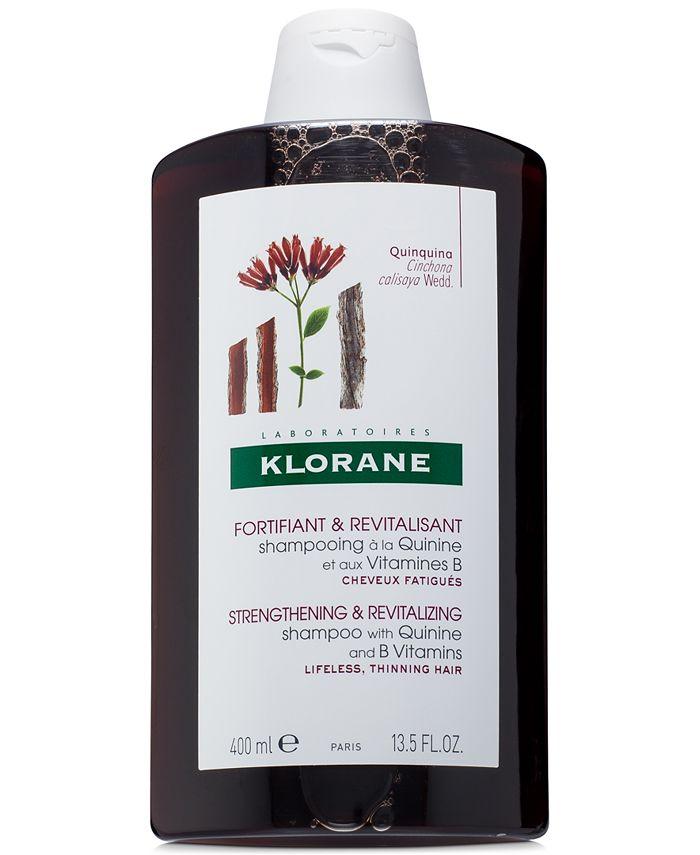 Klorane - Shampoo With Quinine & B Vitamins, 13.5-oz.