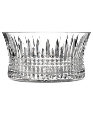 Waterford Gifts, Lismore Diamond Crystal Bowl 8""