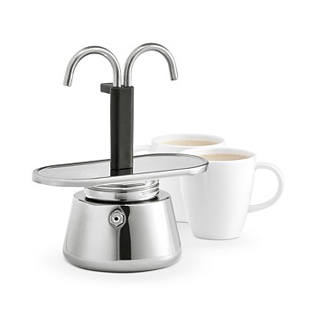 Hotel Collection Duo Stovetop Espresso Maker
