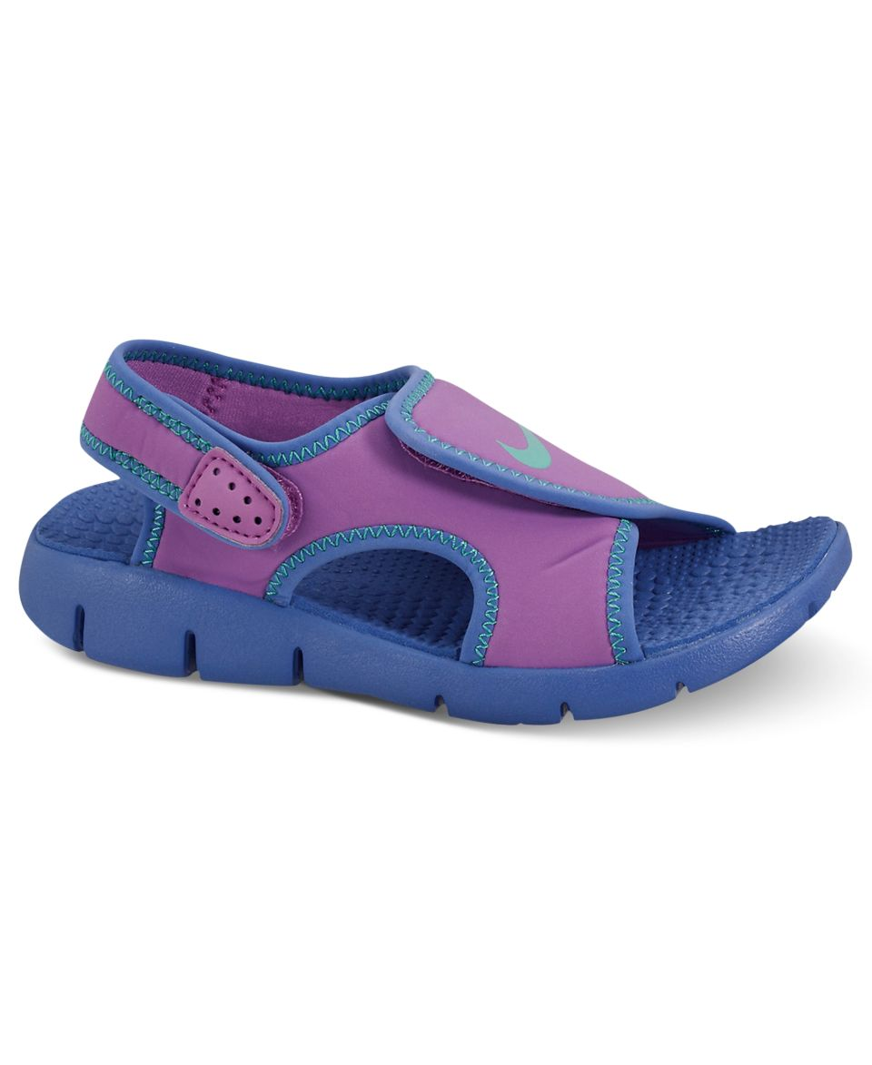 fea31a01fb7d Nike Girls or Little Girls Sunray Adjust 4 Sandals from Finish Line ...