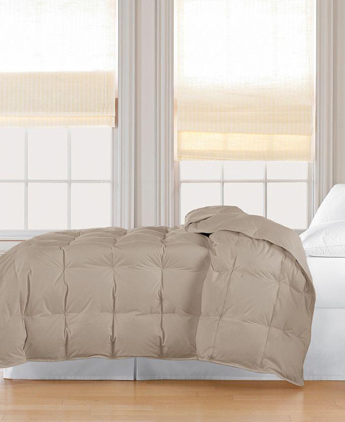 Blue Ridge - Home, 250 Thread Count Classic Warm Down Fiber Comforter, Full/Queen