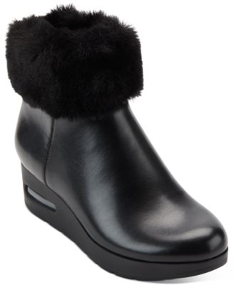 DKNY Abri Wedge Booties, Created for