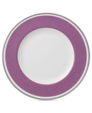 Villeroy & Boch Dinnerware, Anmut Colour Pink Rose Dinner Plate 791386