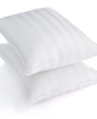 pacific coast down enhance standard pillow pillows bed bath macy 39 s. Black Bedroom Furniture Sets. Home Design Ideas