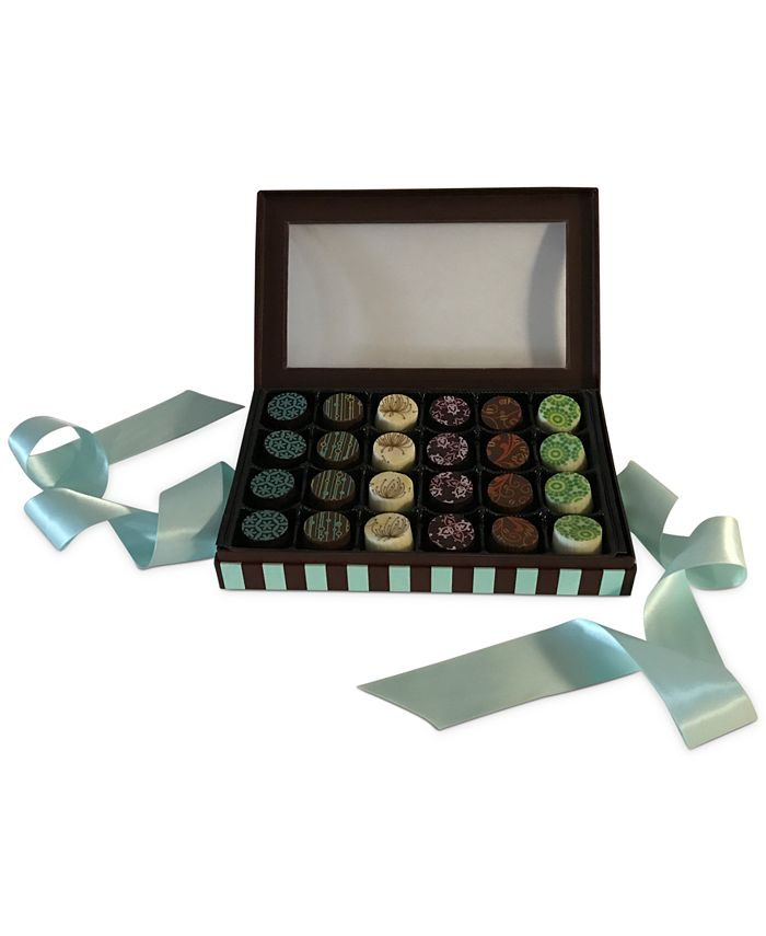 Chocolate Works - 24-Pc. Assorted Truffles