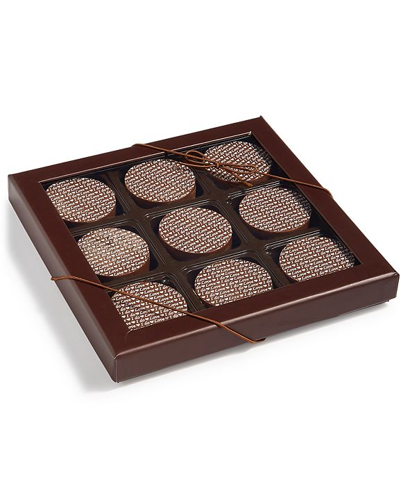 Chocolate Works 9-Pc. I Do Oreos