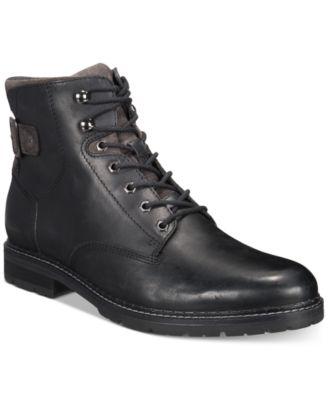 Alfani Men's Syd Leather Casual Boots