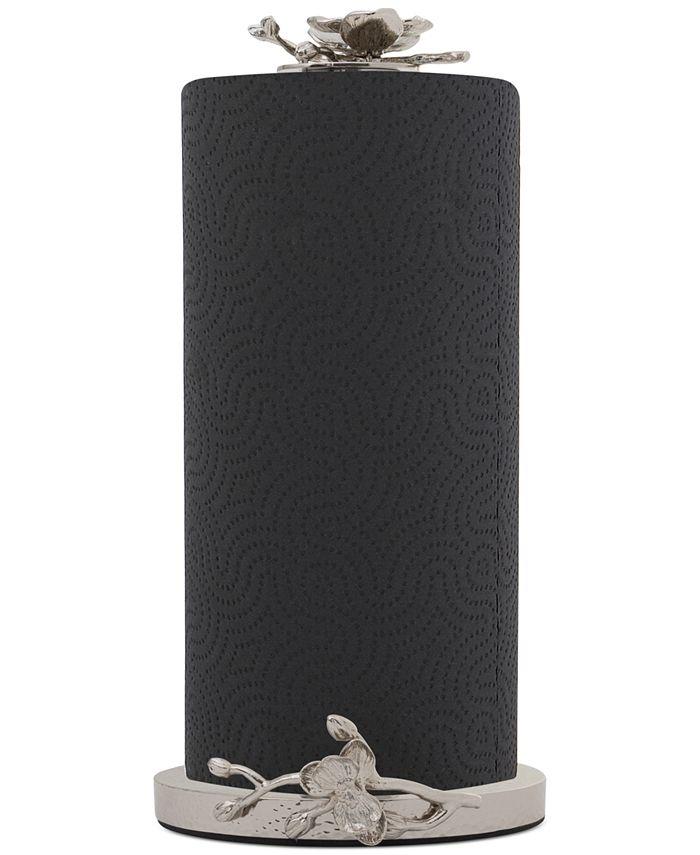 Michael Aram - White Orchid Paper Towel Holder