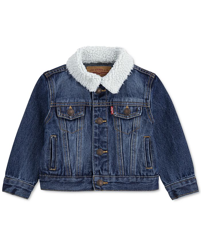 Levi's - Baby Boys Sherpa Jacket