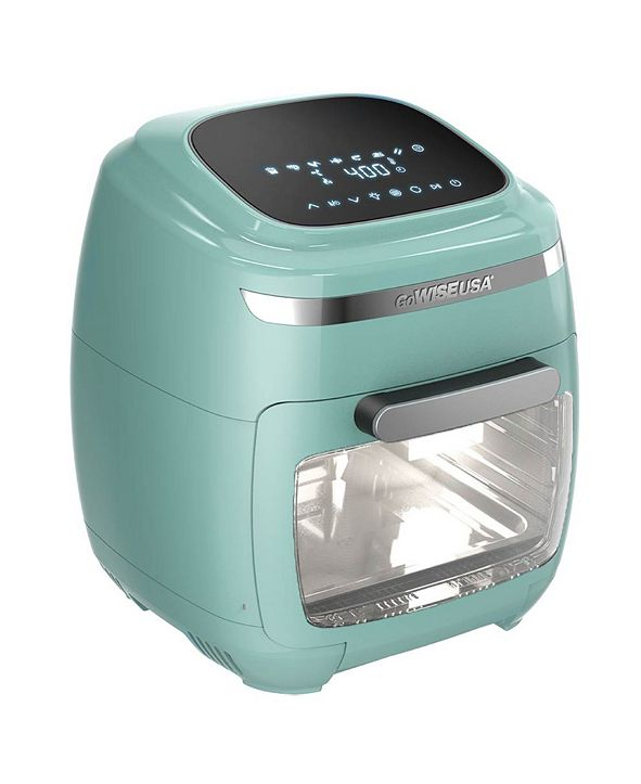 GoWISE USA 11.6 Qt Air Fryer Oven, Vibe Series