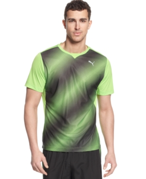 Puma coolCELL Shirt Graphic Short Sleeve Running TShirt