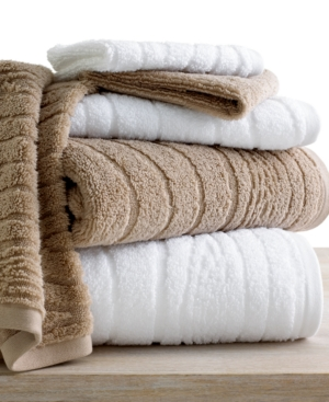 "bianca bath towels, wood grain 16"" x 30"" hand towel"