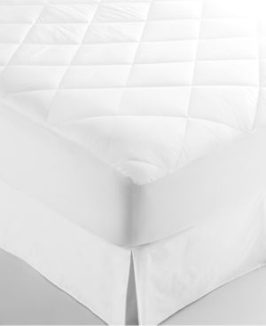 Martha Stewart Collection Allergy Wise King Mattress Pad, Only at Macy's Bedding