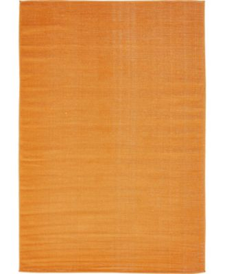 Axbridge Axb3 Orange 9' x 12' Area Rug