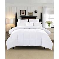 Unikome White Down Year Round Comforter
