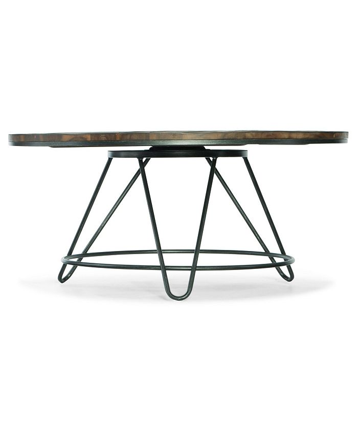 Hooker Furniture - Paisley Round Cocktail Table