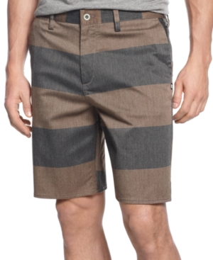 DC Shoes Shorts DC Straight Worker Colorblocked Shorts
