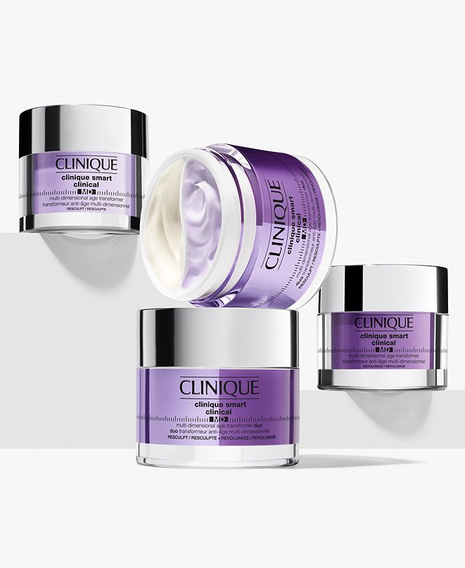 Clinique Smart Clinical MD Multi-Dimensional Age Transformers Collection