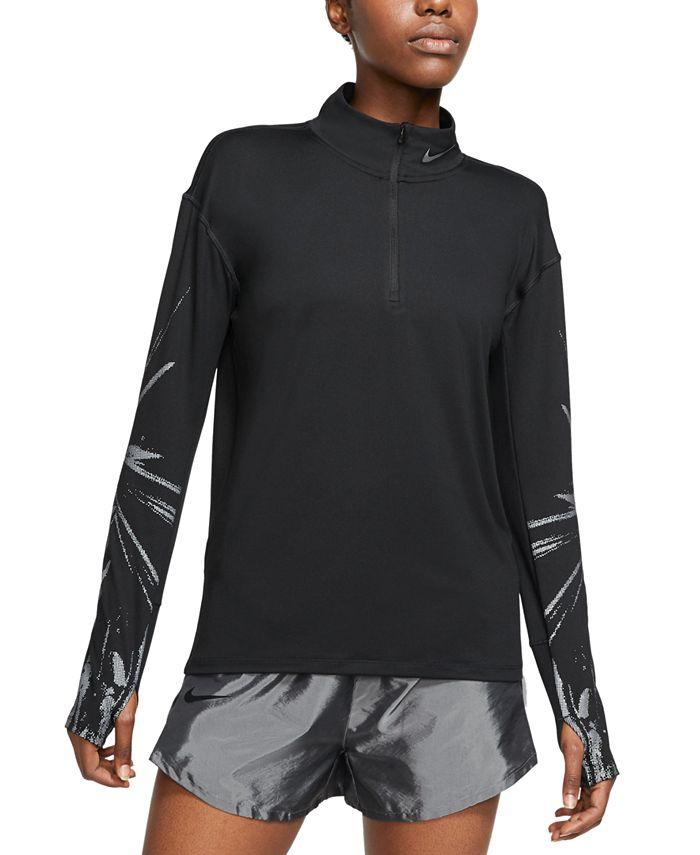 Nike - Element Flash Half-Zip Top