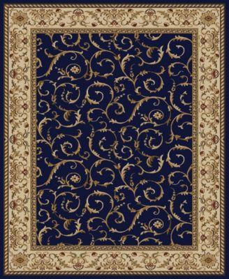 CLOSEOUT! 1599/1555/NAVY Pesaro Blue 5'3