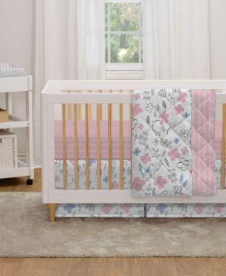 Mazie 4-Piece Crib Bedding Set