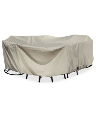 Outdoor Furniture Cover, XL Oval/Rectangular Table, Direct Ships for $9.95!