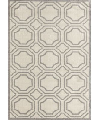 "Haven Hav9103 Cream 7'6"" x 9'5"" Area Rug"