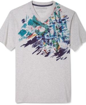 Sean John Shirt Oceanic VNeck TShirt