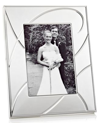 "CLOSEOUT! Lenox Picture Frame, Adorn 5"" x 7"""