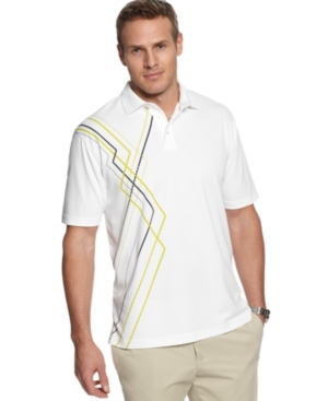 Champions Tour Golf Shirt Golf Energy 3Color Stripe Polo Shirt