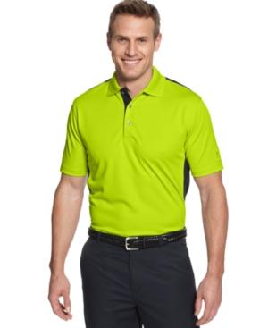 Champions Tour Golf Shirt Colorblock Polo Shirt