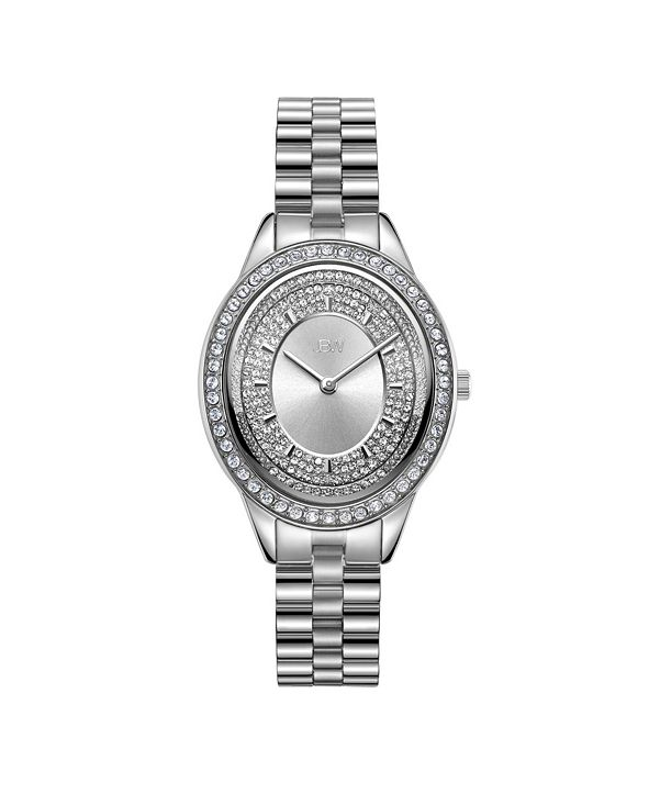 Jbw Women's Bellini Diamond (1/8 ct. t.w.) Watch in Stainless-steel Watch 30mm
