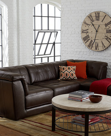 milano leather living room furniture sets pieces furniture