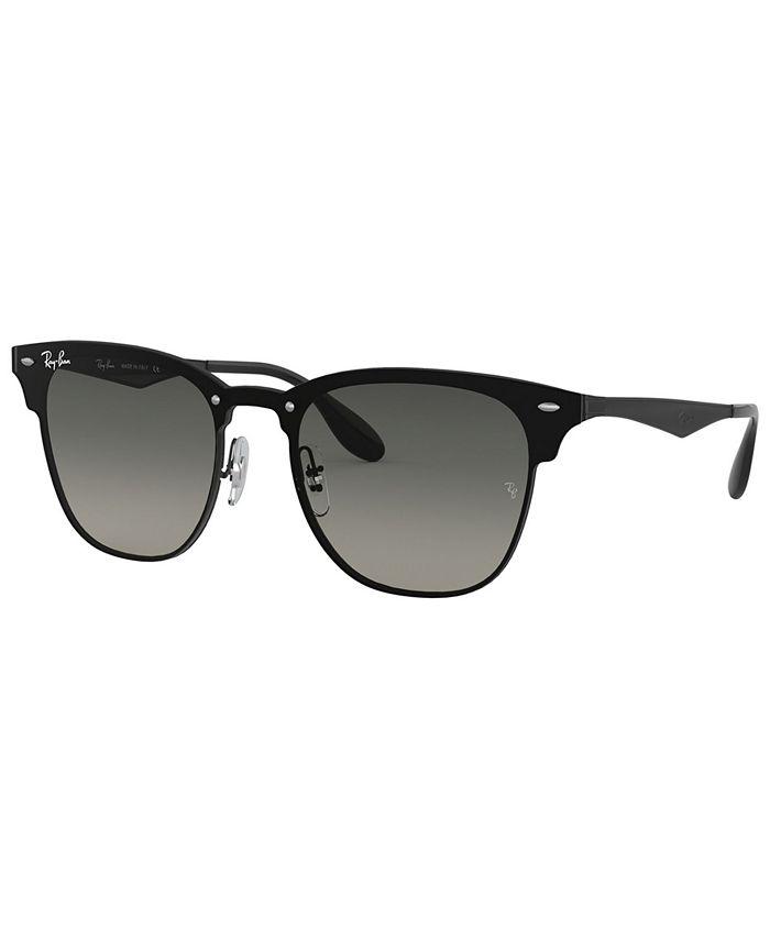 Ray-Ban - Sunglasses, RB3576N 47 BLAZE CLUBMASTER