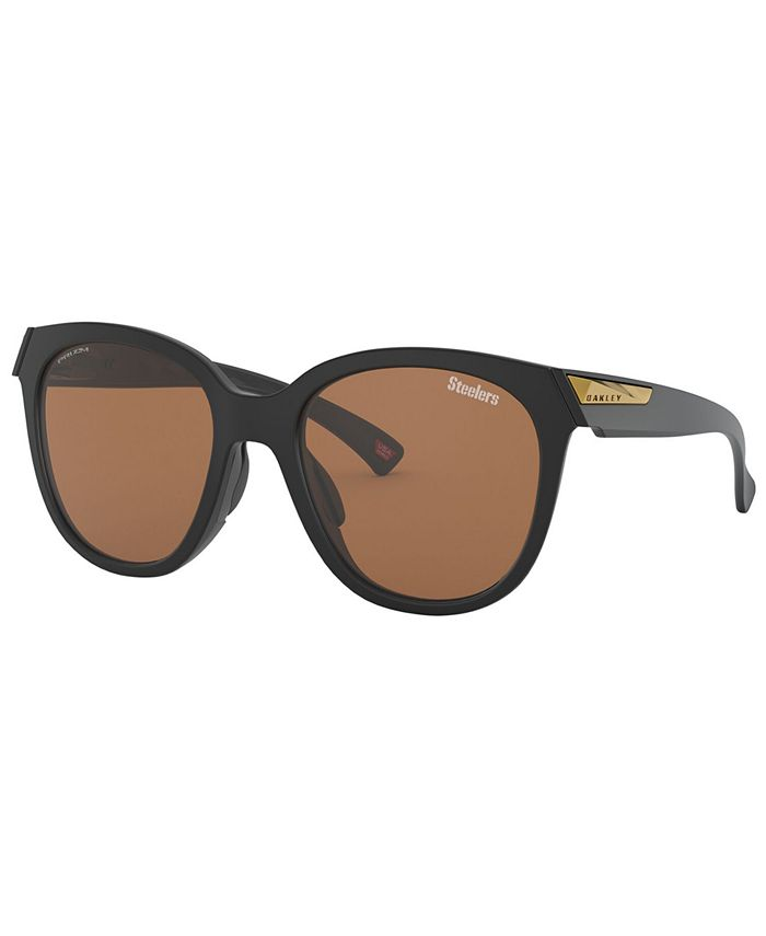 Oakley - NFL Collection Sunglasses, Pittsburgh Steelers Low Key OO9433 OO9433 54 LOW KEY