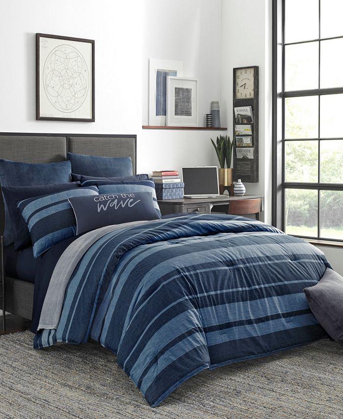Nautica Longpoint Twin Extra Long, Twin Long Bedding