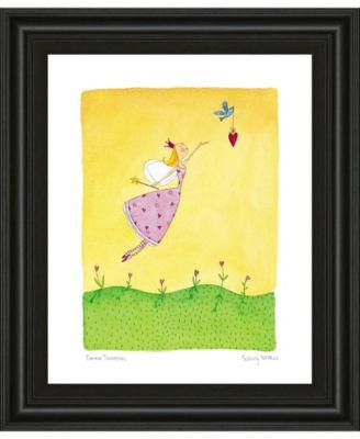 "Felicity Wishes II by Emma Thomson Framed Print Wall Art, 22"" x 26"""