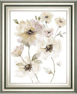 """Translucent Garden I by Nan Framed Print Wall Art, 22"""" x 26"""""""