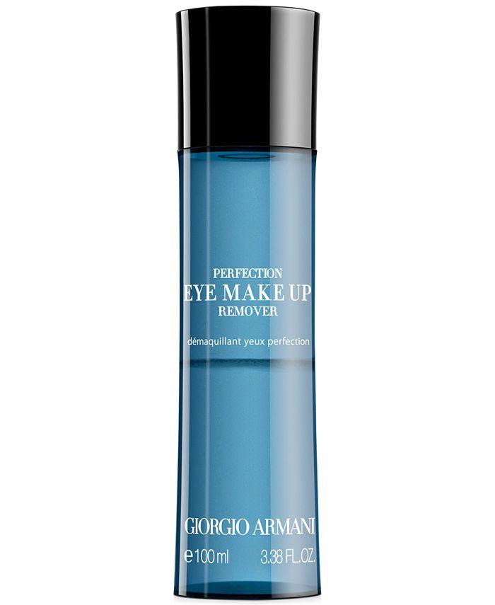 Giorgio Armani - Giorgio Armani Perfection Eye Makeup Remover, 3.38-oz.