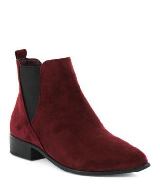 Manhattan Micro Suede Boot