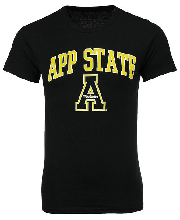 Retro Brand Men's Appalachian State Mountaineers Midsize T-Shirt
