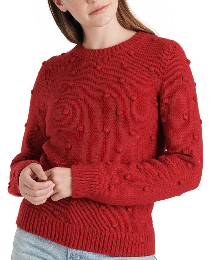 Lucky Brand - Bobble Crewneck Sweater