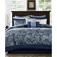 Deals on 9-Pc. Comforter Sets