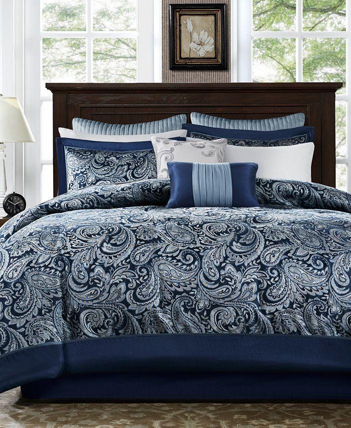 Addison Park - Aubrey 9-Pc. Comforter Sets