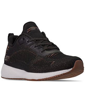 postre Ecología Simetría  Skechers Women's BOBS Sport Squad Glam League Fashion Walking Sneakers from  Finish Line & Reviews - Finish Line Athletic Sneakers - Shoes - Macy's