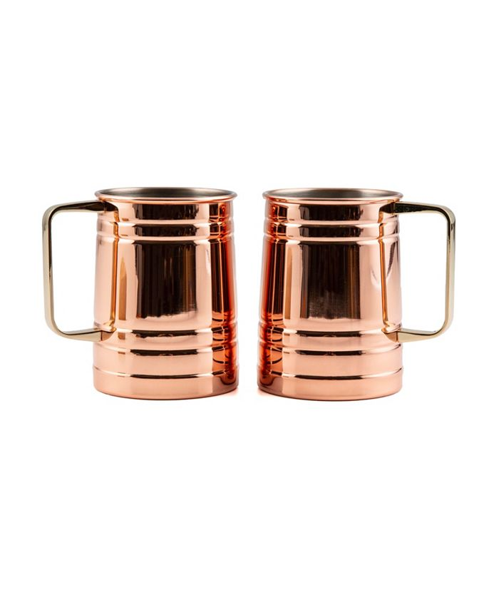 Thirstystone - 2 Pack Beer Mugs
