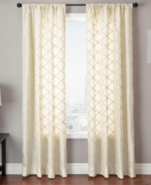 "softline window treatments, coventry 55"" x 95"" panel bedding"